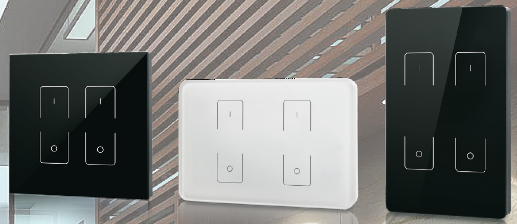 SR-2833T1 WiFi Wall Mounted Single Color Dimmer