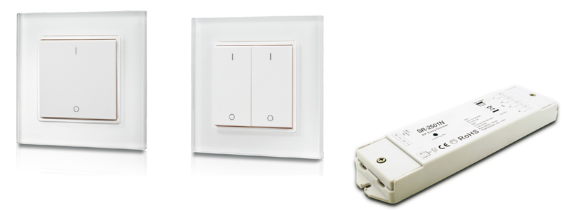SR-2801K1 Single Color Dimmer