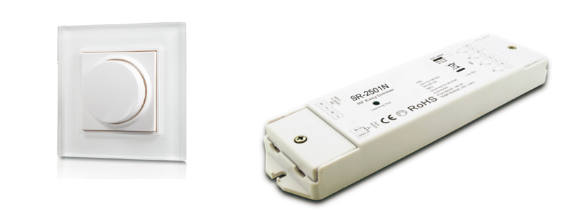 SR-2805ST Single Color Dimmer