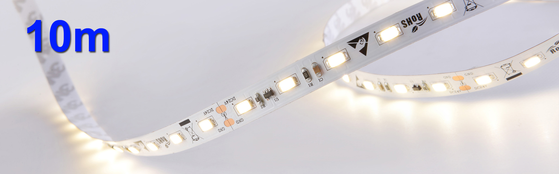 5730 12W/m 10m CC-LED-Stripe